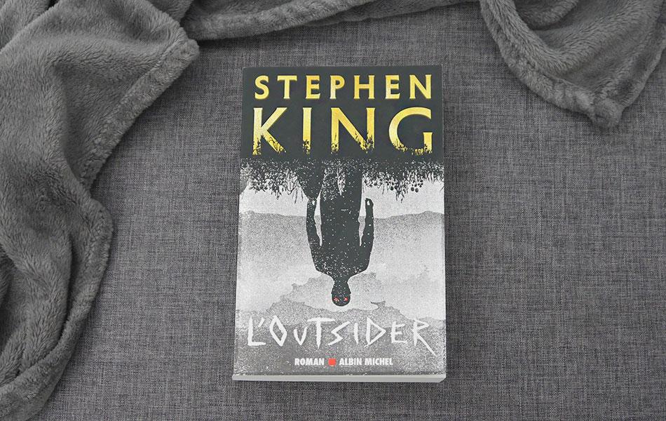 Mon avis lecture sur le dernier roman de Stephen King, l'Outsider.