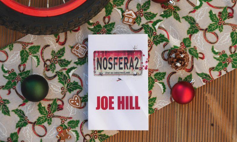 Nosfera2, le roman fantastique et horreur de Joe Hill, le fils de Stephen King.